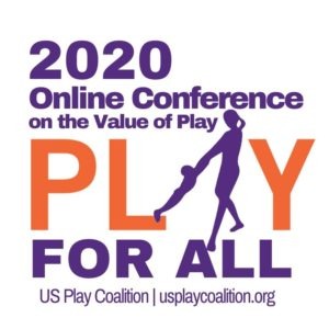 2020 Play for All Conference Logo